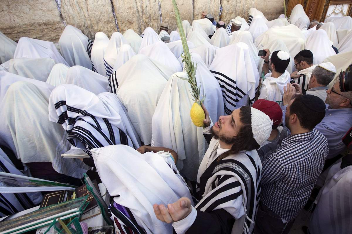The traditional Kohanim Blessing