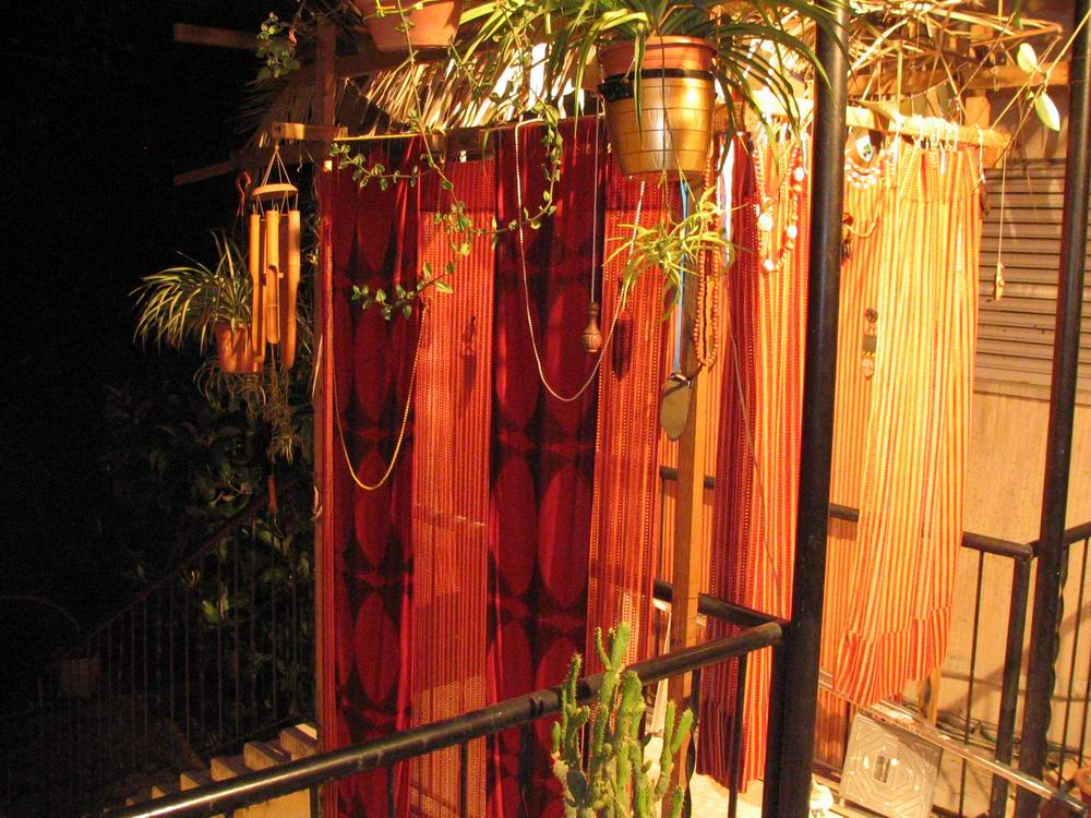 sukkah at night 2
