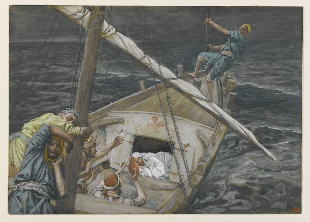 Artist James J Tissot Amp His Paintings Of The Life Of Christ