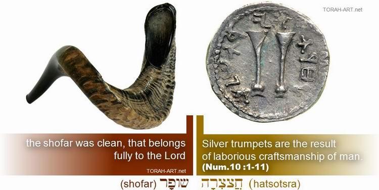 shofar&trumpet