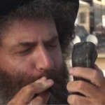 Obeying the commandment of Shofar blowing