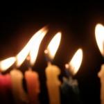 Blessings on the Chanukah Menorah