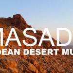 JUDEAN DESERT   MASADA